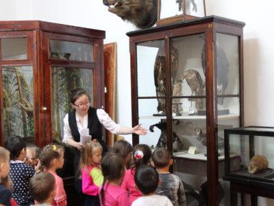 В Кяхтинском краеведческом музее  прошла главная «музейная ночь» года