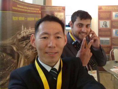 Научные сотрудники Кяхтинского краеведческого музея приняли участие в Международном фестивале музеев «Интермузей-2017»