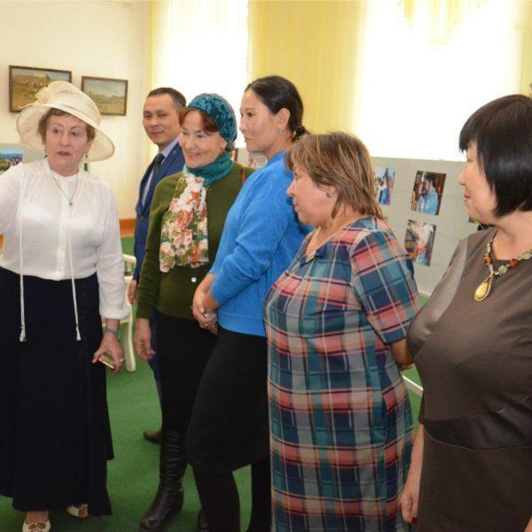 Презентация уникальной фотовыставки Галины Николаевны Мостовщиковой