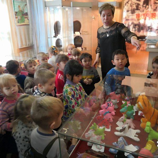 Музейно-образовательная, интерактивная программа для детей «В гости всех зовем в музей»!