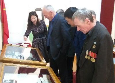 Вечер-встреча «Дороги Афганистана…Возвращение» прошла в Кяхтинском краеведческом музее.