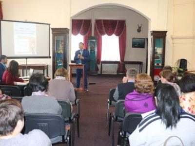 В Кяхтинском краеведческом музее состоялся районный семинар-практикум «Музейно-образовательные программы»