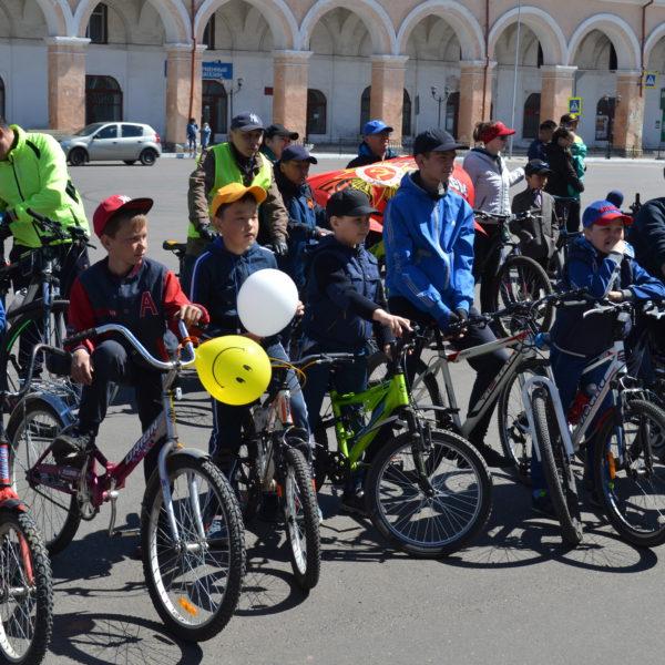 Велопробег «Салют, Победа — 2019» прошел в рамках цикла мероприятий, посвященных празднованию Дня Победы.
