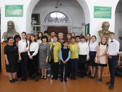В Кяхтинском краеведческом музее прошла Районная научно-практическая конференция учащихся, студентов и преподавателей «К 125-летию ТКО РГО»