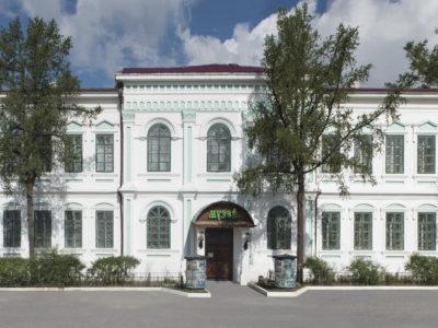 Дирекция ГАУК РБ «Кяхтинский краеведческий музей им.ак. В.А. Обручева» поздравляет с Днем пожилого человека!