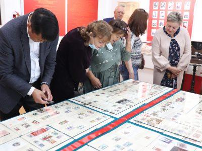 Кяхтинском краеведческом музее  состоялась презентация выставки «И пусть поколения знают».
