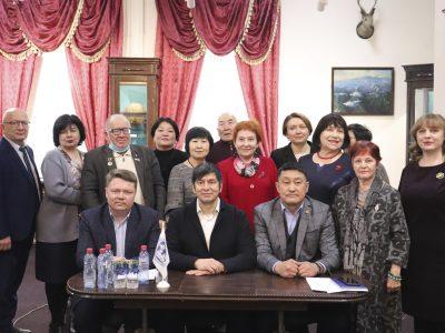 Круглый стол «Сохранение и продвижение культурных традиций малых городов»