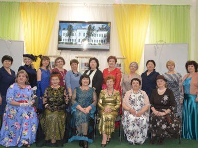 «Клуб деловых женщин»  в Кяхтинском краеведческом музее.