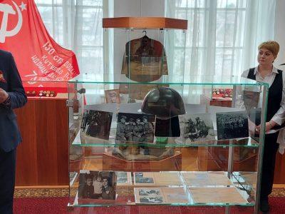 В Кяхтинском краеведческом музее им.ак. В.А Обручева прошла в торжественной обстановке презентация выставки « Гвардии полковник»
