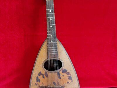 Музыкальный инструмент Мандолина (Итальянка)